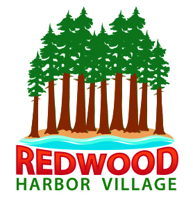Redwood Harbor Village logo